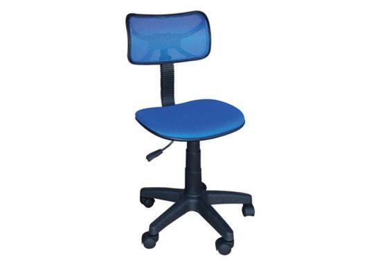 Μπλε Καρέκλα Γραφείου για Παιδικό Δωμάτιο Ζ-080433