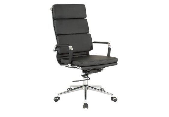 Μοντέρνα Καρέκλα Γραφείου από Τεχνητό Δέρμα V-080407