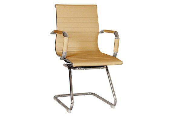 Κομψή Καρέκλα Γραφείου από Τεχνόδερμα V-080408