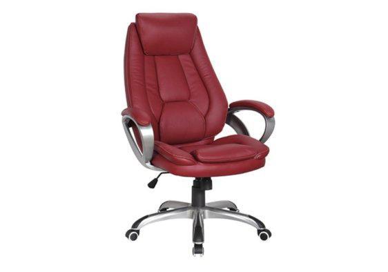 Αναπαυτική Καρέκλα Γραφείου από Τεχνόδερμα V-080416