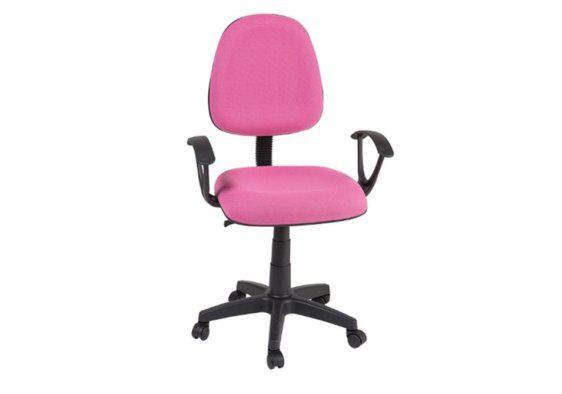 Καρέκλα Γραφείου από Ύφασμα και Βάση Νάϊλον V-080409