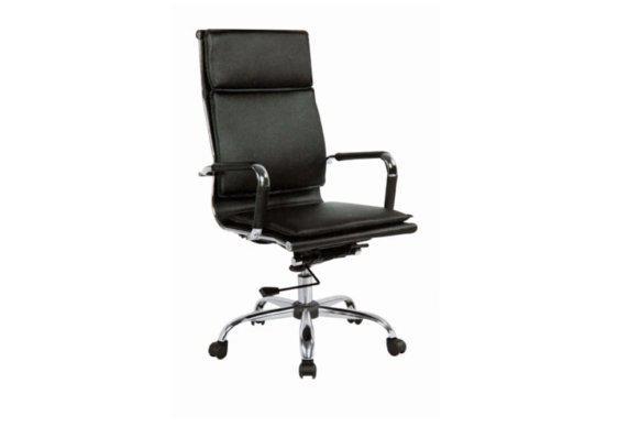 Διευθυντική Καρέκλα με Κομψό Στυλ σε Μαύρο Χρώμα Ζ-080439