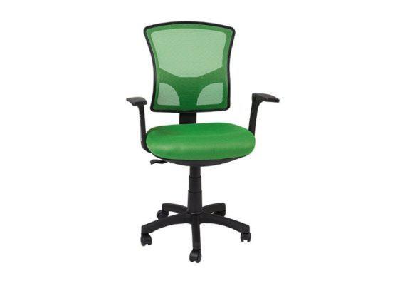Καρέκλα Γραφείου με Πλεχτή Πλάτη για Παιδικό Δωμάτιο V-080422