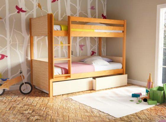 Παιδική Κουκέτα Ξύλινη Πολυμορφική S-280044