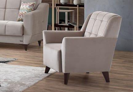 Αναπαυτική Πολυθρόνα με Μαλακό Κάθισμα Φ-135157