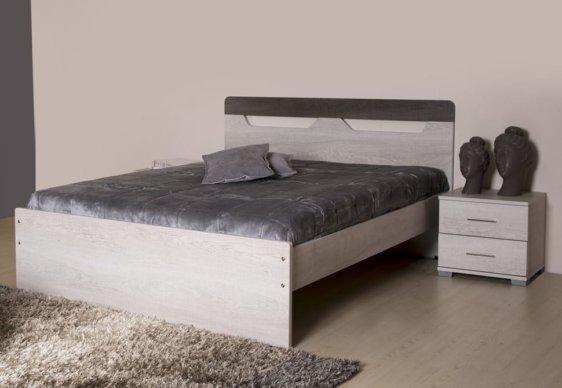 Κρεβάτι Διπλό Ελληνικής Κατασκευής Α-050498