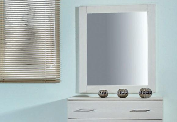 Καθρέφτης με Πλαίσιο για Μπουντουάρ Α-370172
