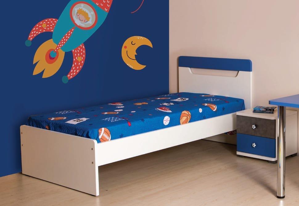445af7baa71 Παιδικό Κρεβάτι Space Μονό και Ημίδιπλο - Epiplonet.com