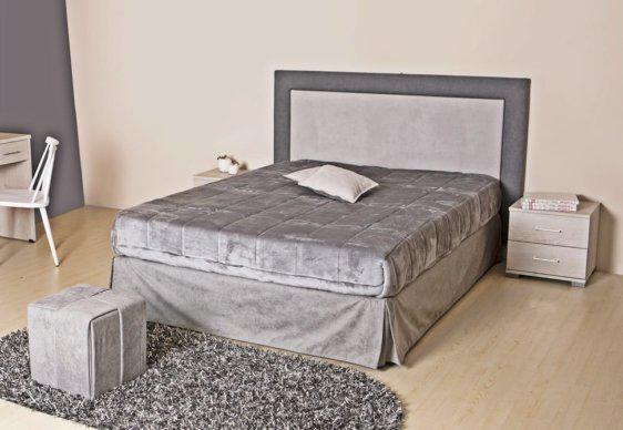 Βάση Κρεβατιού με Ποδιά και Κεφαλάρι Αφροδίτη Α-050601