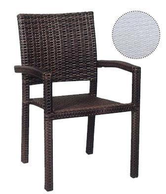Πολυθρόνα Κήπου Wicker 106501