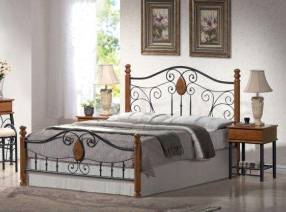 Κρεβάτι Μεταλλικό Sar-322470