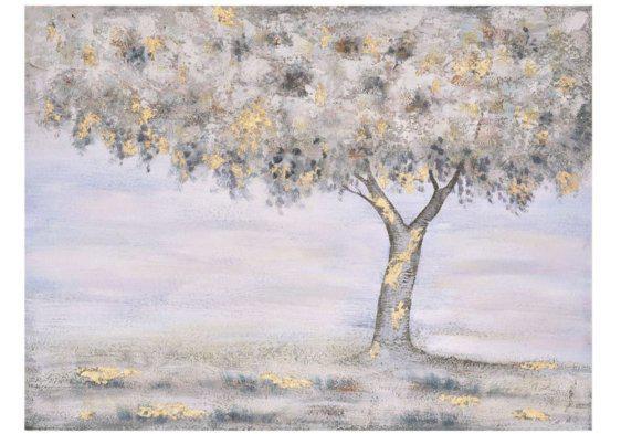 Πίνακας Λευκόχρυσο Δέντρο Η-210619