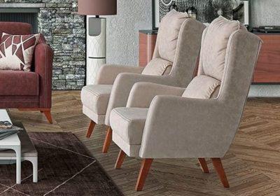 Πολυθρόνα με Αναπαυτικά Μαξιλάρια Φ-135169