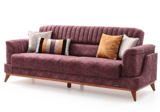 Καναπές Κρεβάτι με Αποθηκευτικό Χώρο 231Χ90 Φ-110084