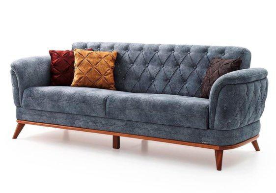 Μοντέρνος Καναπές - Κρεβάτι με Αποθηκευτικό Χώρο Φ-105063