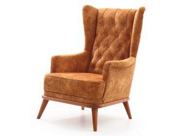 Πολυθρόνα με Ψηλή Καπιτονέ Πλάτη Φ-135167