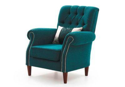 Πολυθρόνα Σαλονιού με Διακοσμητικά Τρουκς Φ - 135166