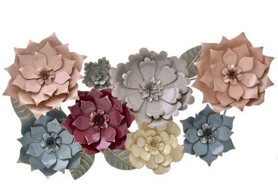 Διακοσμητικό Μπουκέτο Λουλουδιών Η-146001