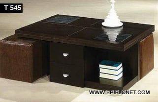 Τραπέζι Σαλονιού T545 120021