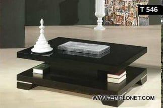 Τραπέζι Σαλονιού T546 120020