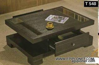 Τραπέζι Σαλονιού T548 120018