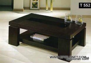 Τραπέζι Σαλονιού T552 120002