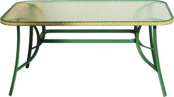 Τραπέζι Γυάλινο Εξωτερικού Χώρου Sar-106252
