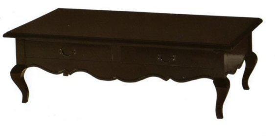 Τραπέζι σαλονιού απο ξύλο μαόνι σίσαμ J-145015