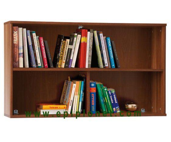 Βιβλιοθήκη Μελαμίνης Κρεμαστή 120x30 125020