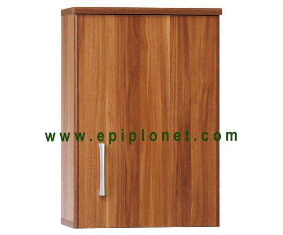 Ντουλάπι Κουζίνας Κρεμαστό Ελληνικής Κατασκευής με 1 Πόρτα Eco-708 40x24