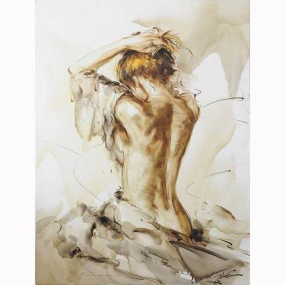 Πίνακας Ζωγραφικής Γυμνό 15-00-12166