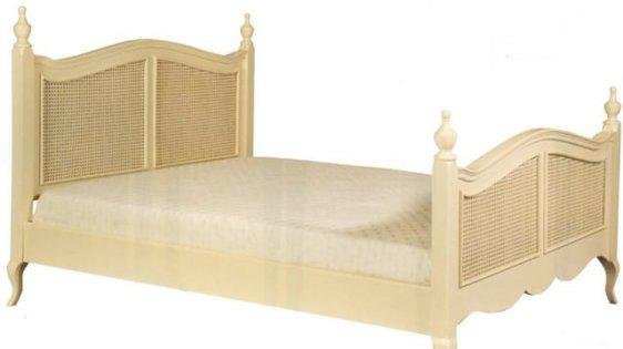 Κρεβάτι από Μαόνι J26901