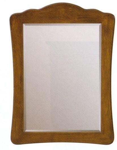 Καθρέφτης απο Μαόνι J-127535