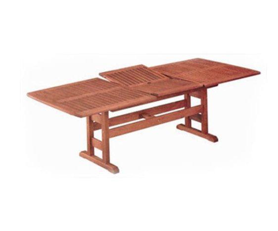Τραπέζι Ξύλινο Εξωτερικού Χώρου 2400/IP