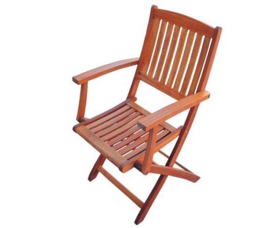 Καρέκλα Εξωτερικού Χώρου Πτυσσόμενη Sar-103271