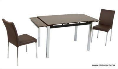 Τραπέζι Κουζίνας V-140190, Διαστάσεις:100(150)x65x75εκ.