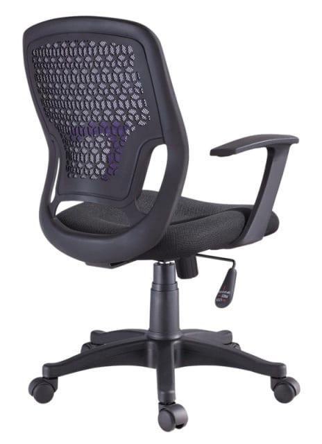 Καρέκλα Γραφείου Παιδική με Διάτρητη Πλάτη Var-Morgan